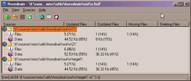Horodruin v2.x