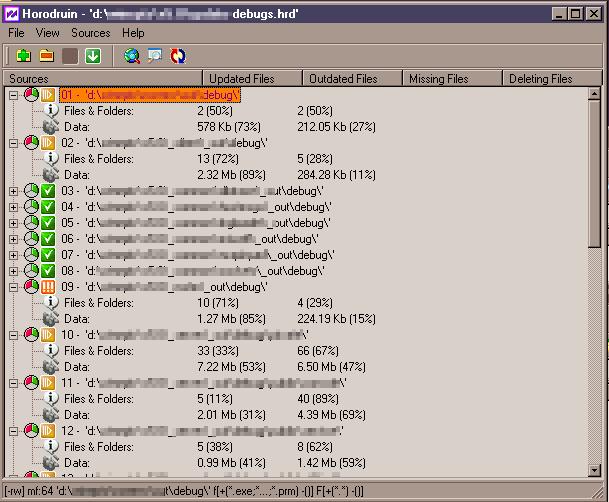 Horodruin v2.2.x