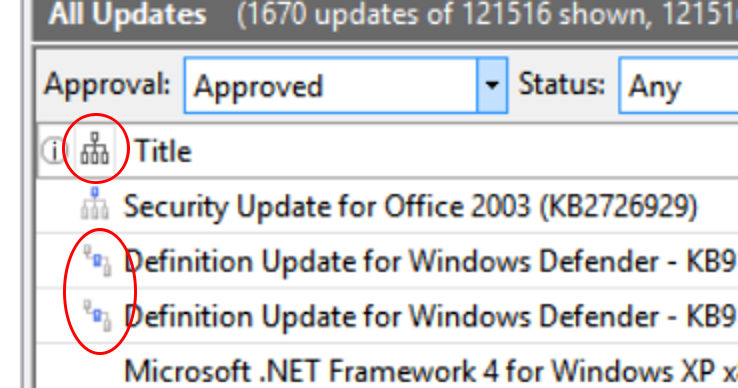 WSUS – How to keep local content folder under control